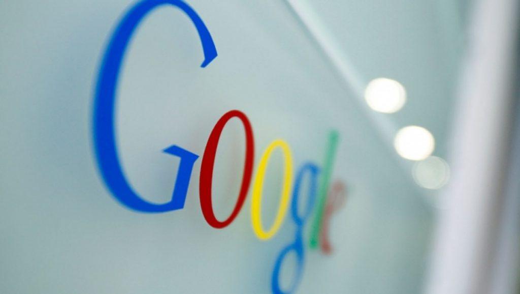 Логотип Google. применяем к статьям об алгоритмах, санкциях поисковой системы