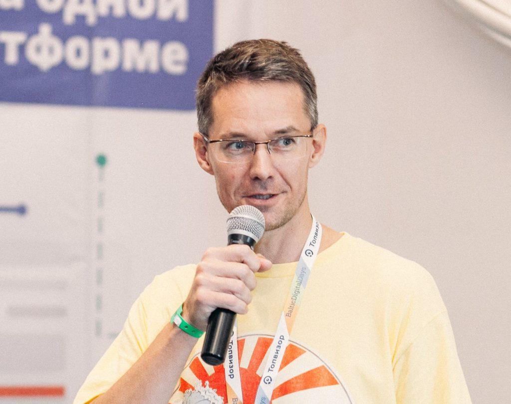 Михаил Шакин на конференции BDD. Интервью блогу Миралинкс о факторах ранжирования