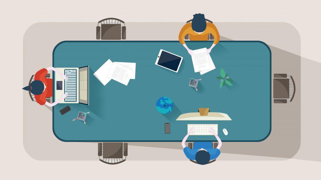 сотрудники создают редполитику для сайта и решают, зачем она нужна