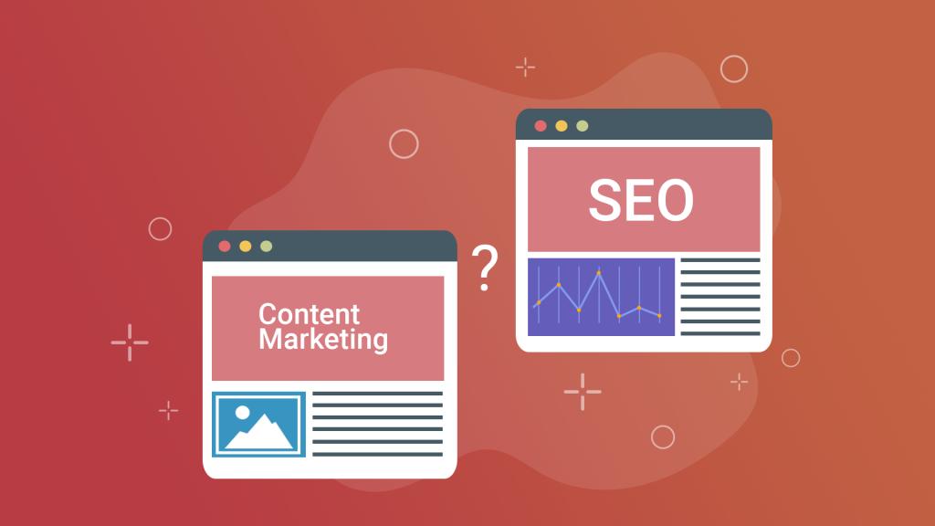 Что нужно сайту: SEO или контент-маркетинг