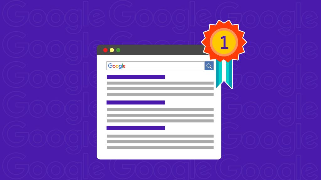 как отзывы выводят сайт в топ 1 google
