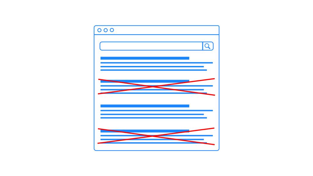 Полная и частичная деиндексация сайта в Google: причины и решения