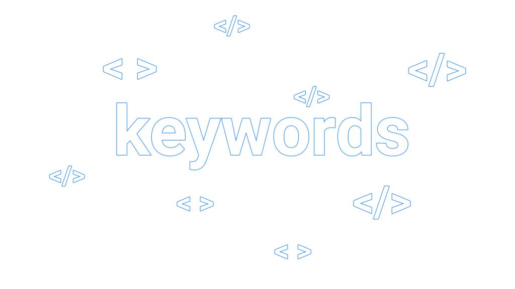 Мета-тег keywords: значение, функции, рекомендации