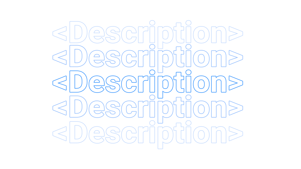 Мета-тег Description. Описание, влияние на страницу, рекомендации